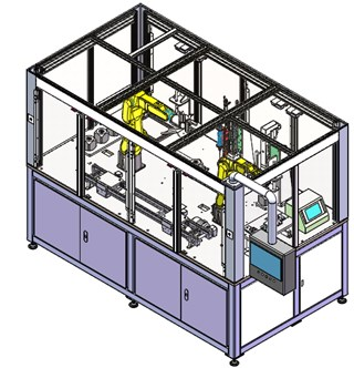 Flexible Assembly Workstation