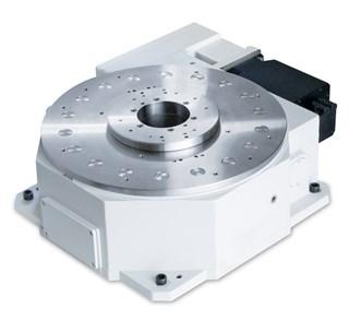 Heavy duty rotary table