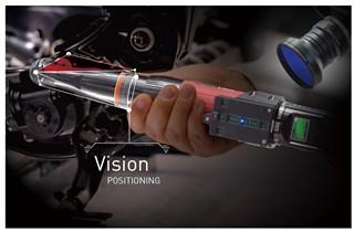 VISIO摄像头视觉定位系统