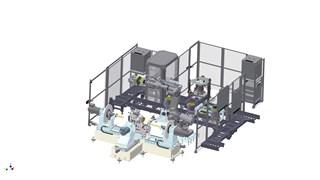 1.电机EOL测试站